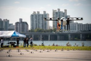 2019 Seoul Drone Challenge