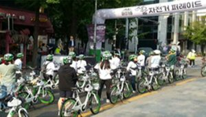 Recruitment of 500 Participants for Seoul Bicycle Parade on First-Come First-Served Basis