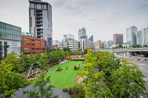 Opening of Seoul Garden Fair