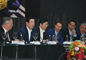 Seoul Smart City Policy Introduced at WCS Mayors Forum