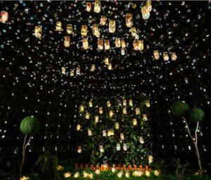 Deoksugung Stonewall Walkway Glitters through Public Art Project Sowonbandi