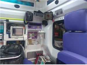 Seoul Introduces AI Speakers in Ambulances
