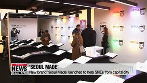 New brand 'Seoul Made' launched to help SMEs from capital city