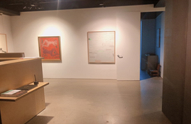 4. Exhibition Hall of Wellside Gallery