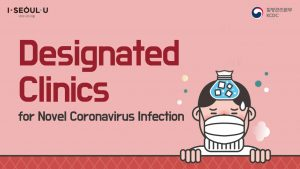 Designated Clinics for Novel Coronavirus