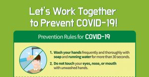 Prevention Rules for COVID-19