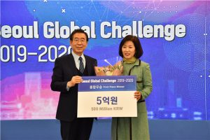 Air Purification System of Corning-SNS Wins Seoul Global Challenge