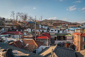 Bukjeong Village in Seongbuk-dong