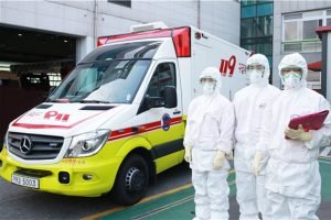 Seoul Operates Emergency Medical Services for COVID-19