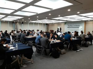 Seoul-type Green Industries Fostered by Support from Green SMEs