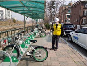 Increase in Use of Seoul Public Bicycle, Ttareungi, despite COVID-19