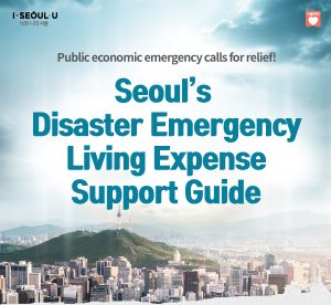 Seoul Opens Application for Disaster Emergency Living Expenses Starting March 30