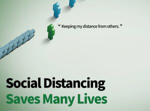 Social Distancing  Saves Many Lives