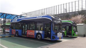 Seoul Triples Number of Eco-friendly Electric Buses to Improve Air Quality