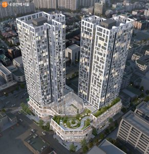 Seoul Pursues Balanced Development with Compact Cities Near Train Stations