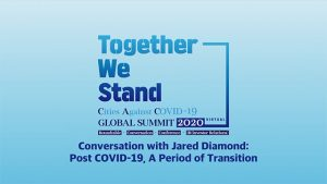 CAC Global Summit 2020: Conversation with Jared Diamond