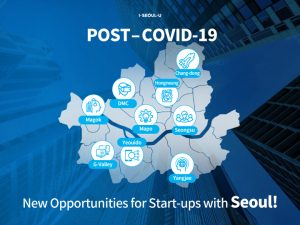 Seoul Supports Start-ups Leading Post-COVID-19  Era