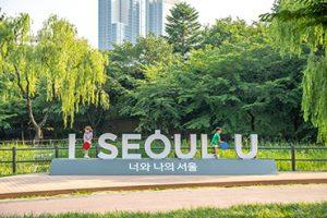 Attractions along Hangang-ro in Yongsan