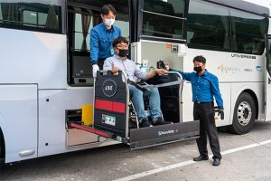 "Seoul Facilities Corporation Introduces ""Seoul Accessible Buses"" to Improve Mobility for Passengers in Wheelchairs"