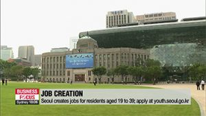 Seoul city creates 5,000 temporary jobs for young residents