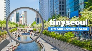 [tinyseoul] Life Still Goes On in Seoul