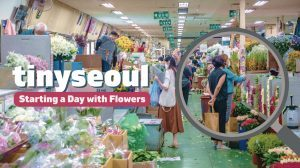 [tinyseoul] Sound ON: Starting a Day with Flowers