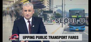 Upping Public Transportation Fares