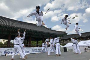 Korea's Taekwondo to Captivate the World Once Again with 2020 Taekwondo Performance in Seoul