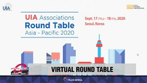 Seoul holds 2020 UIA Round Table Asia-Pacific virtually