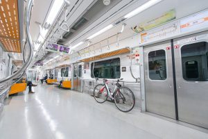 Bicycles Welcome on Seoul Subway on Weekdays Starting September 1