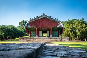 Taereung Royal Tomb, Seoul