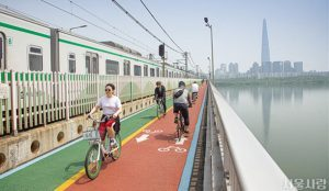 Seoul's Bicycle Lane System Based on Citizens' Proposals in Full Swing Starting October