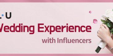 I·SEOUL·U Online Wedding Experience with Influencers