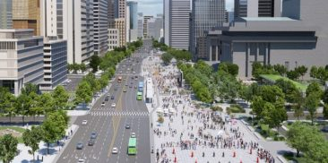 1.9km-long pedestrian roads near Changdeokgung Palace to be completed