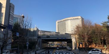 Seoul Road Traffic: 24 Spots with Improved Flow and Safety