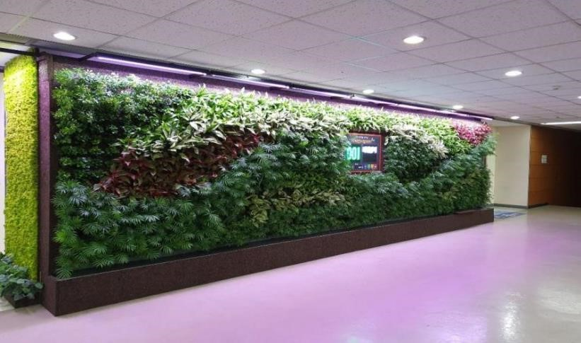 Smart Garden in Boramae Medical Center