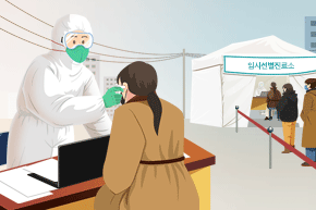Operational Status of Screening Clinics and Temporary Screening Clinics During Seollal