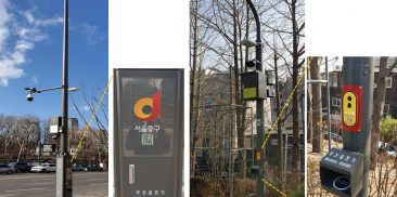 Seoul Sets Up Smart Poles that Combine Street Lights,  Traffic Lights, Public WiFi, and CCTVs