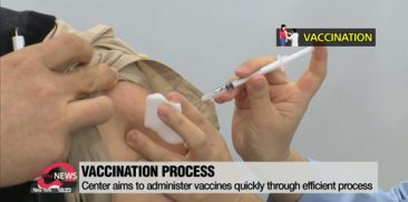 S. Korea sets up first vaccination center for general public