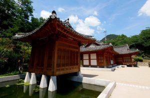 Bukjeong Village in Seoul
