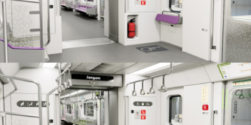 The number of Seoul Metro's passengers decreased by 27% last year due to COVID-19