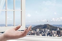 Seoul Launches Citywide Window Ventilation Campaign to Encourage Ventilating for +10 Min. Every Hour
