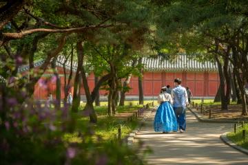 Grand Greenhouse in Changgyeonggung Palace