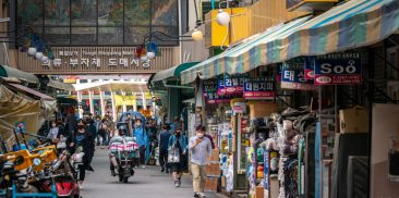 Seoul to Make Leggings Out of Clear Plastic Bottles