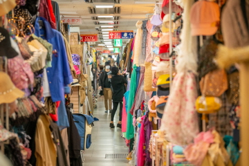 Dongdaemun Wholesale Apparel Market (Seoul Future Heritage)