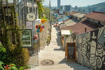 Ihwa-dong Mural Village