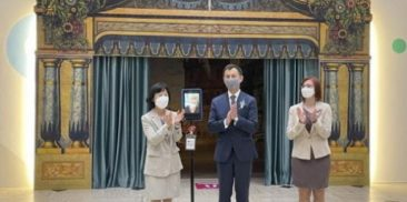Seoul Museum of History Introduces Telepresence  Robots for Remote-controlled Exhibitions