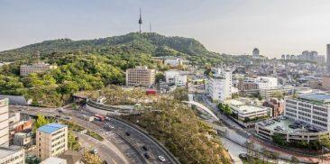 Opening of Namsan Yejang Park