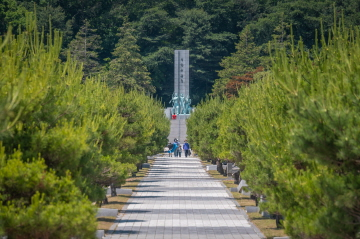 Commemorating Patriots and Veterans in June, and Observing Memorial Day at Seoul National Cemetery