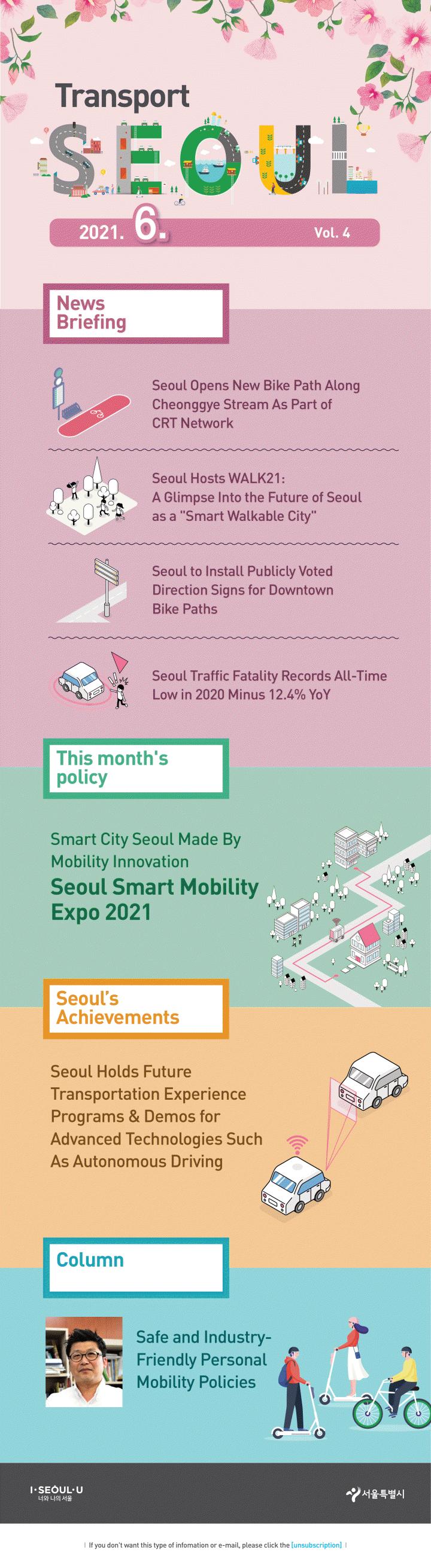 Transport SEOUL 2021. 6. Vol. 4